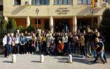 Реализирана интеркултурна размена со ученици од Белгија
