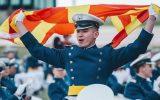 Ученик од нашата гимназија дипломец на Воената воздухопловна академија на САД